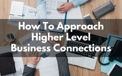 How To Approach Bigger Business Players In West Columbia or Your Niche