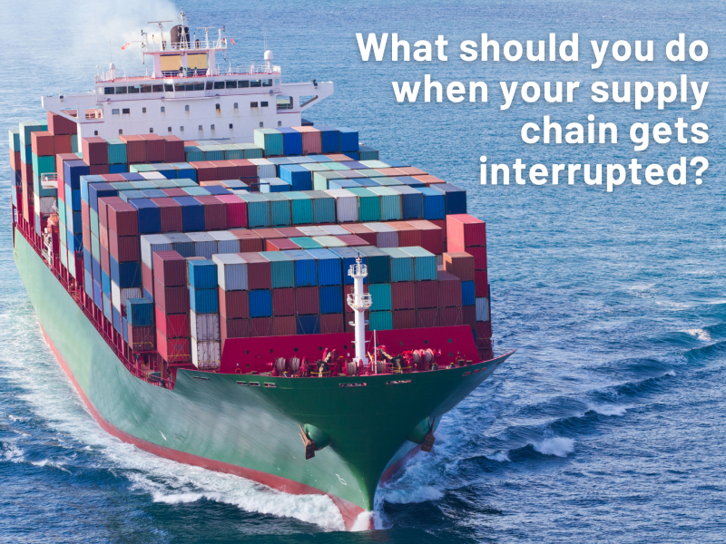 West Columbia SMB Owners – Don't Panic About The Business Supply Chains